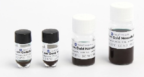 Bioready Gold Nanoshells Streptavidin Lateral Flow
