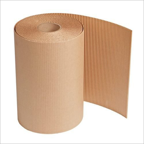 Brown Corrugated Sheet