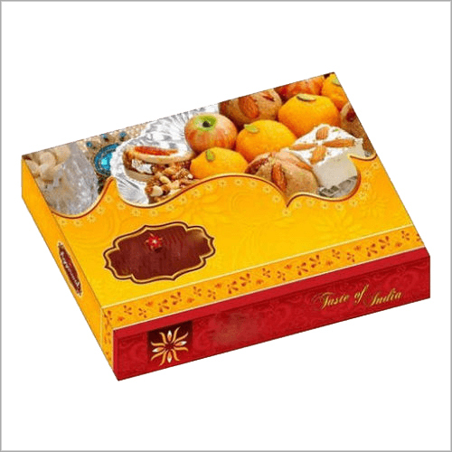 Printed Sweet Box
