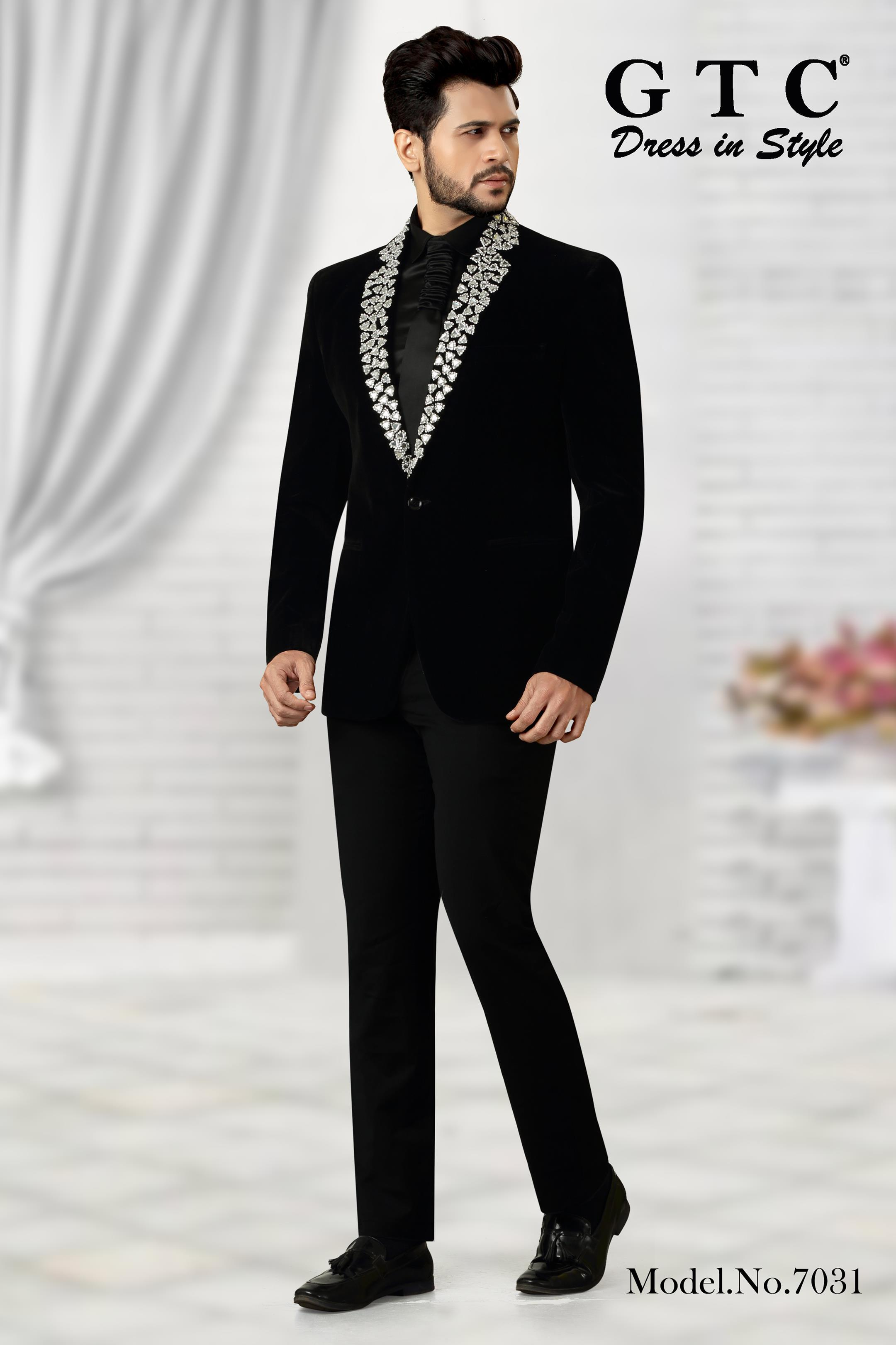 7031 WEDDING SUIT