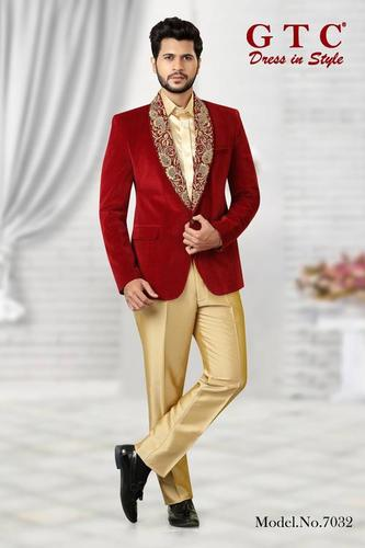 Exclusive Beaded Suit