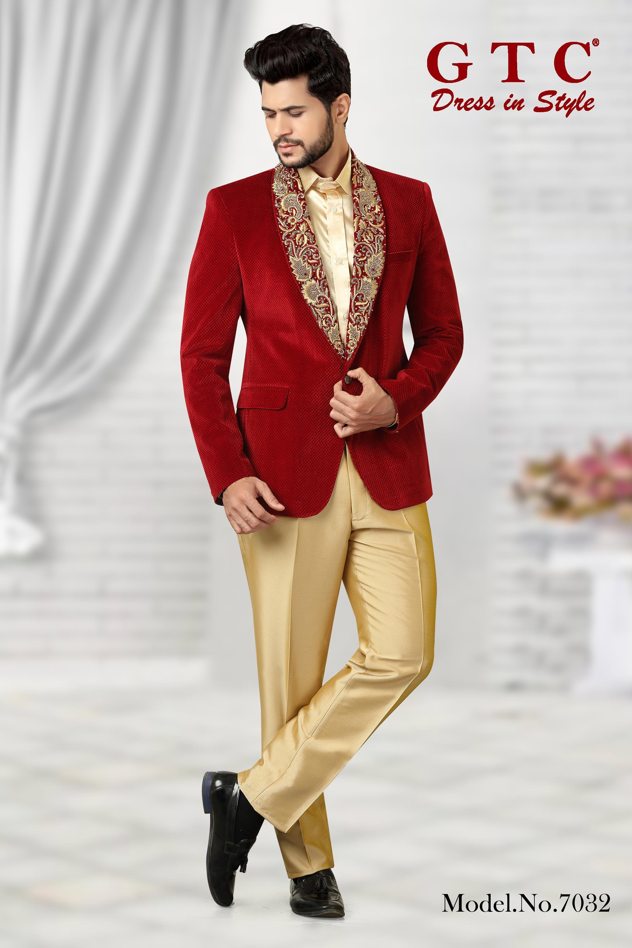 7032 WEDDING SUIT