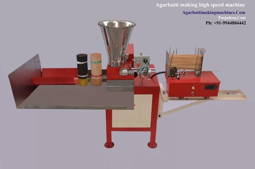 Agarbatti Making  8G Speed Machine