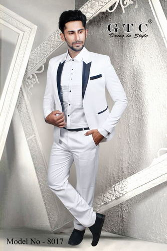 8017 DESIGNER MEN SUIT