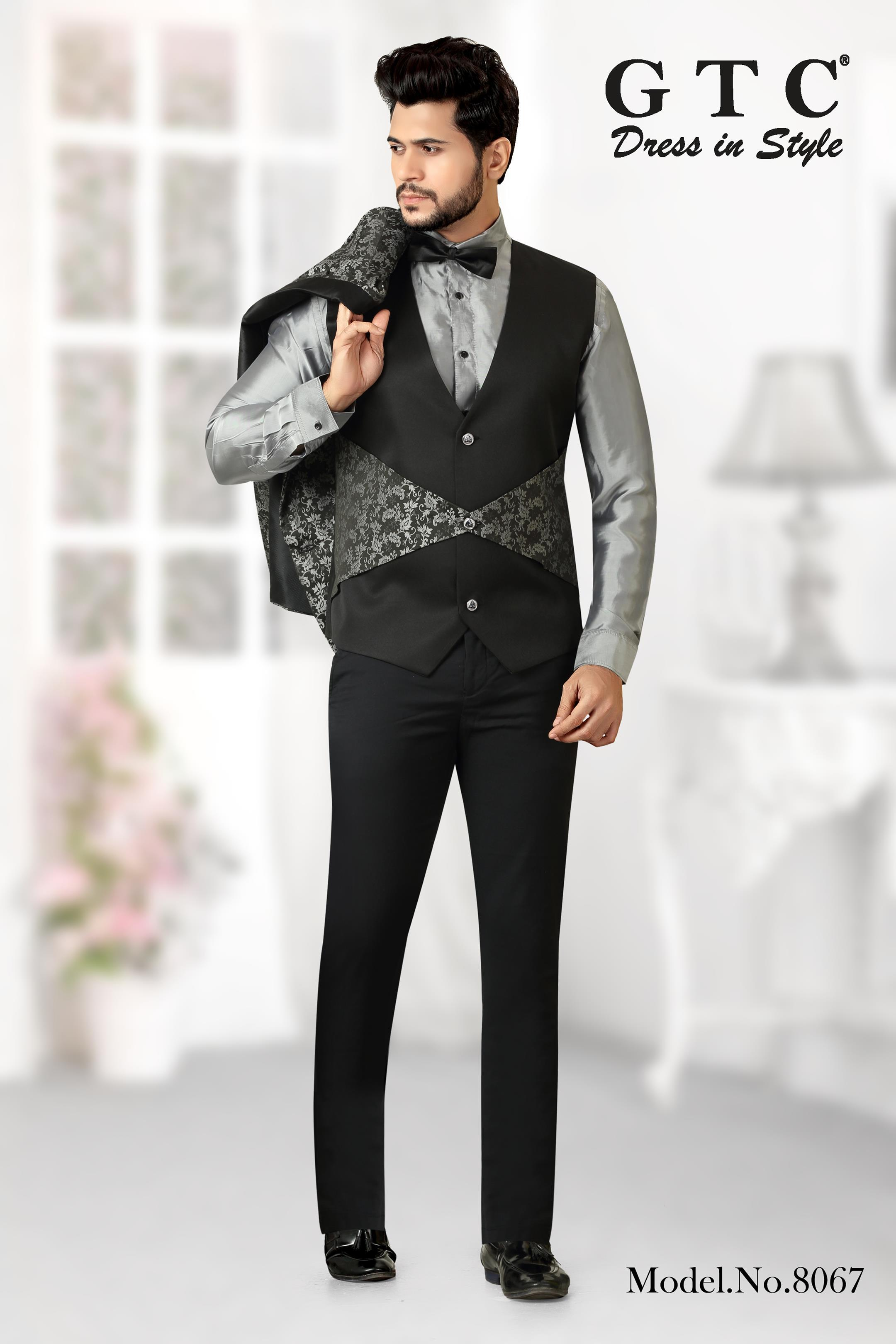 8067 DESIGNER MEN SUIT
