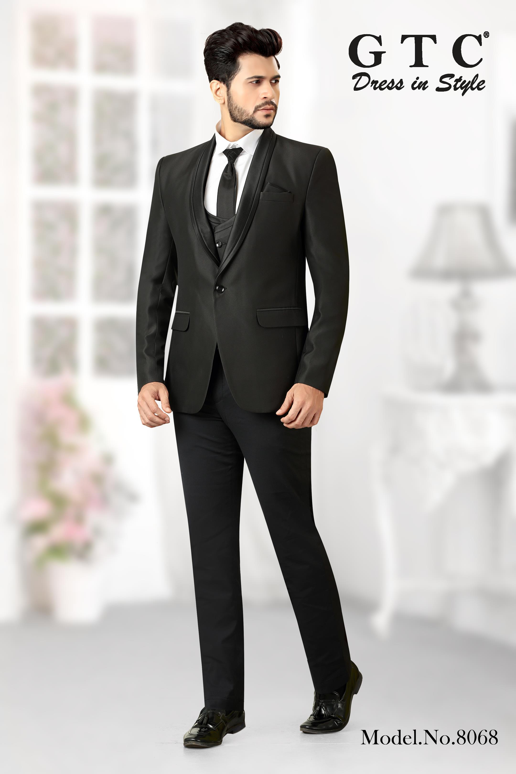 8068 DESIGNER MEN SUIT