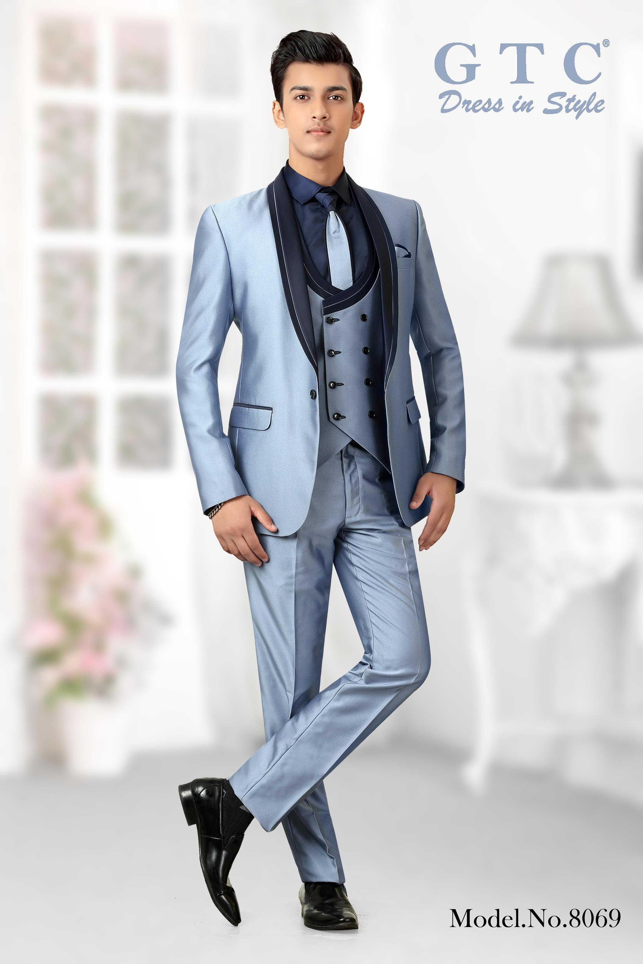 8069 DESIGNER MEN SUIT