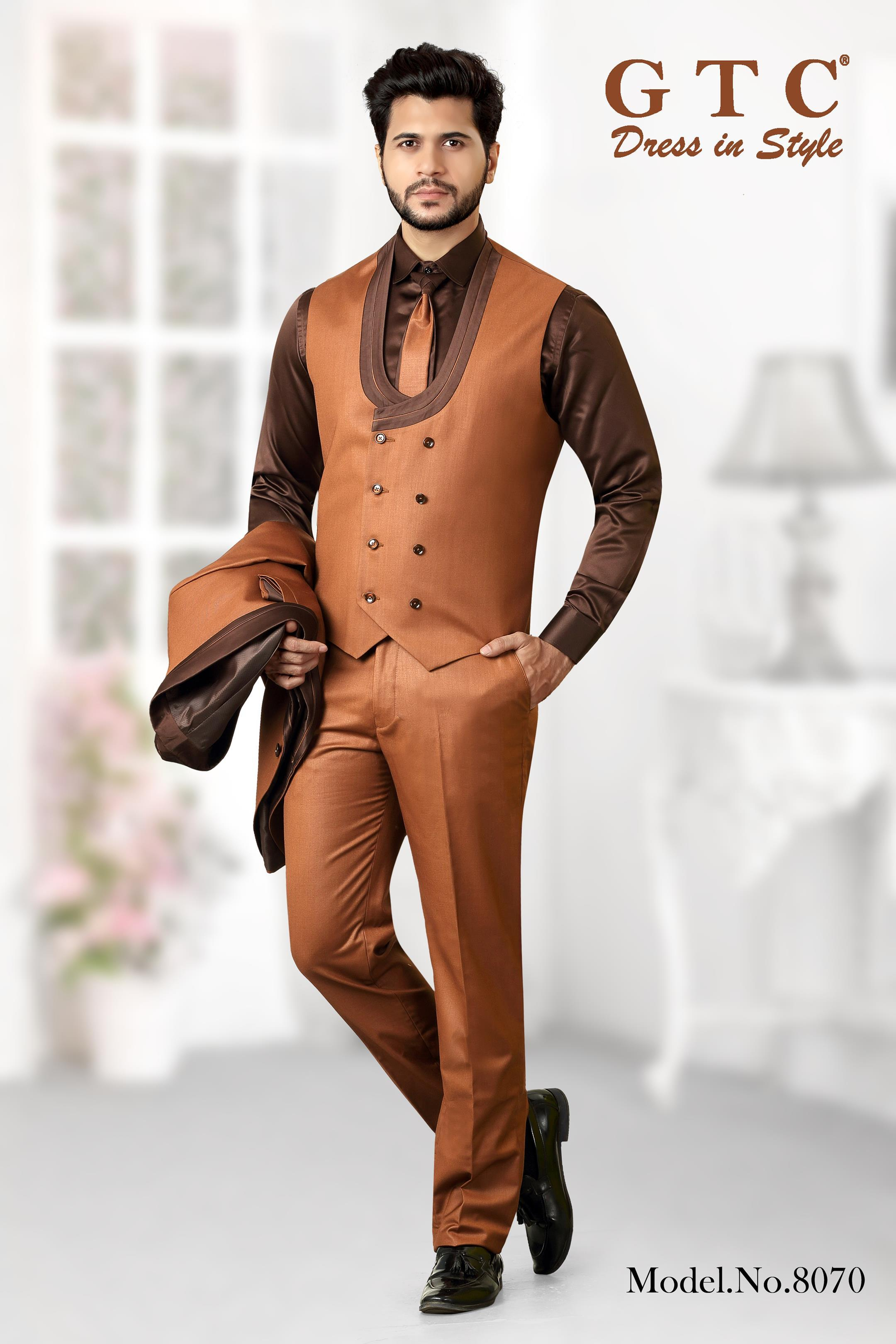 8070 DESIGNER MEN SUIT