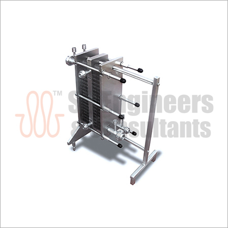 Plate Heat Exchanger - PHE