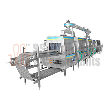 Industrial Components Washer