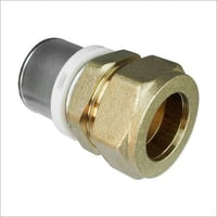 Brass Composite Pipe Connector