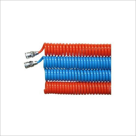 PU Coiled Hose Pipe