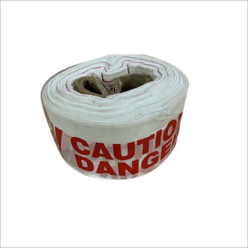 White Caution Tape