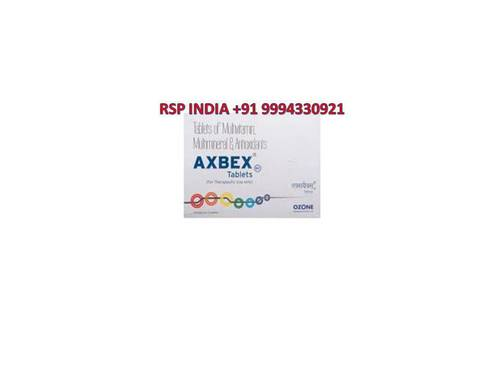 Axbex Tablets