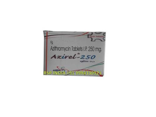 Azirel 250 Mg Tablets