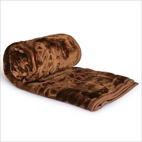 Soft Solid Mink Blanket