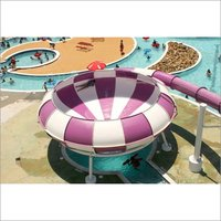 Bowl water slide