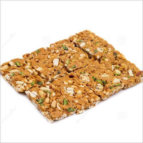 Roasted Peanuts Lachha Chikki