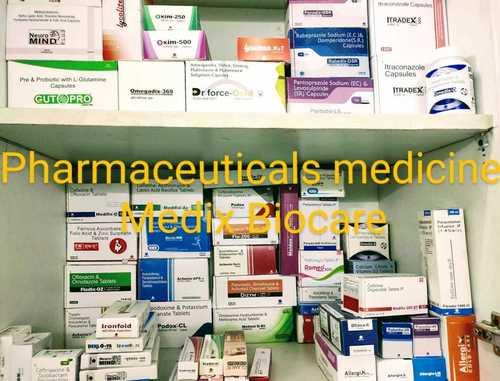 Pharmaceuticals Medicine