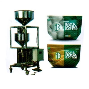 Idly Dosa Batter Weigh Filling Machine