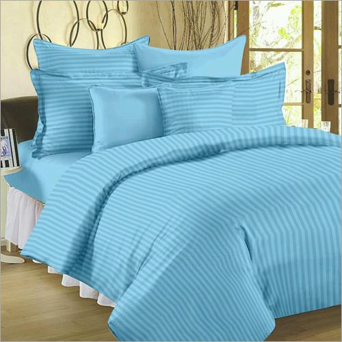 Satin Stripes Hotel Comforter