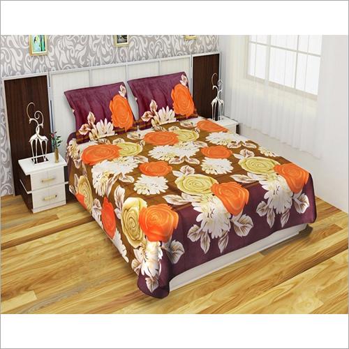 3D Double Bedsheet