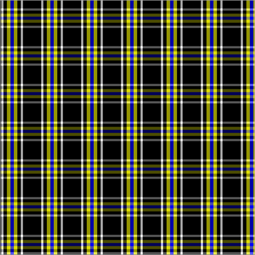 Recycled Check Fabric