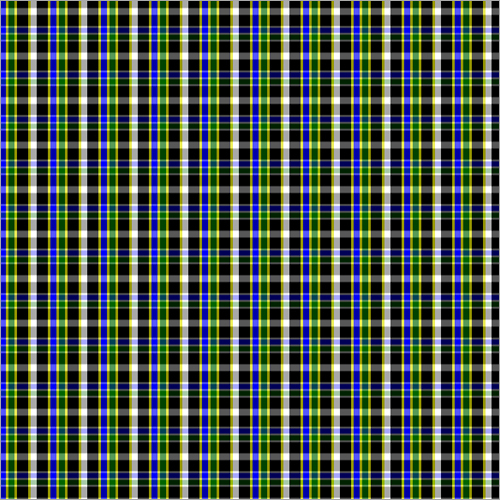 Recycled Small Check Fabric