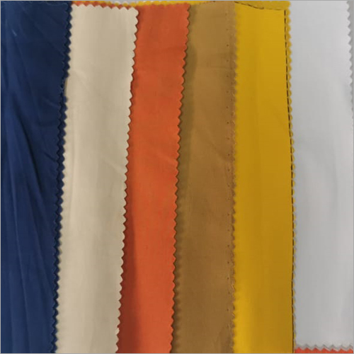 Cotton Dyed Fine Twill Shirting Fabric