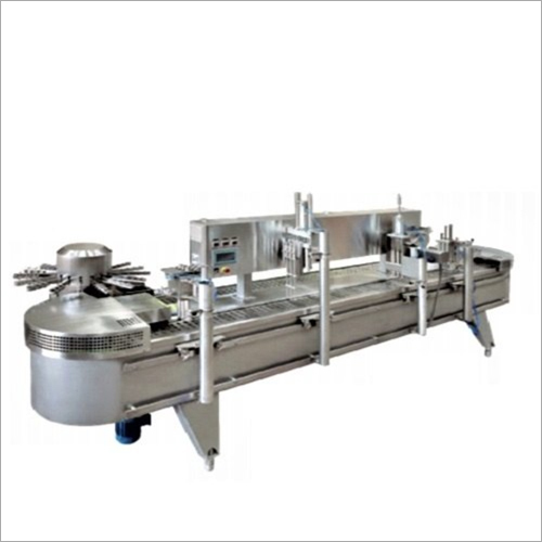 Automatic Ice Cream Candy Machine
