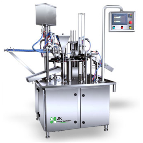 Cup and Cone Filling Machine