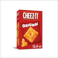 Cheez-It Baked Snack Cheese Crackers Original
