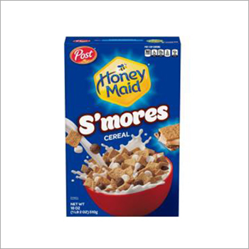 Post Honey Maid S'Mores Breakfast Cereal 18 oz. Box