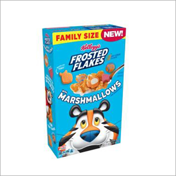 Kelloggs Frosted Flakes Breakfast Cereal With Marshmallows