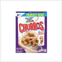 General Mills Cinnamon Toast Crunch Breakfast Cereal Churros