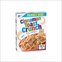 General Mills Cinnamon Toast Crunch Breakfast Cereal With Whole Grain