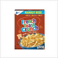 General Mills French Toast Crunch Breakfast Cereal