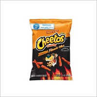 Cheetos Crunchy Cheese Flavored Snacks Xxtra Flamin Hot Flavored
