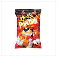 Cheetos Flavored Popcorn Flamin Hot Flavored