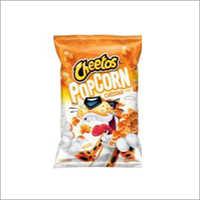 Cheetos Popcorn Cheddar Flavored