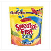 Swedish Fish Assorted Hard Candy