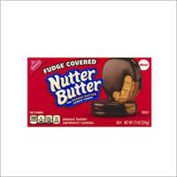 Nutter Butter Peanut Butter Sandwich Cookies Fudge Covered