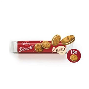 150g Lotus Biscoff Sandwich Cookie Vanilla Cream