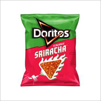 Doritos Screamin Siracha Flavored Tortilla Chips 9.75 oz