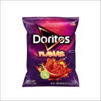 Doritos Flamas Flavored Torilla Chips, 9.75 Oz Bag