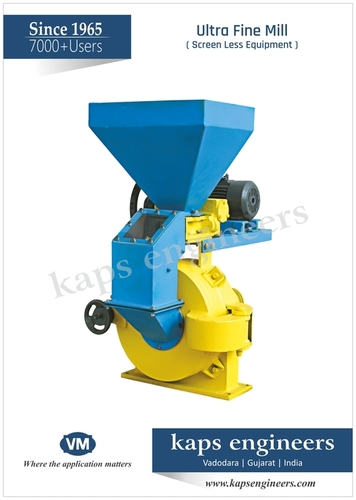 Size Reduction Equipment