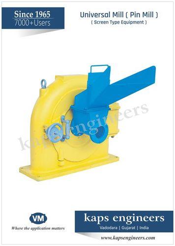 Universal Mill ( Pin Mill )