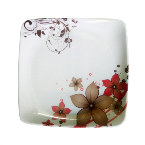 Chamipon Revo Square Dinner Plate