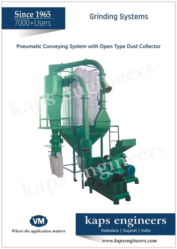 Rice Grinding System