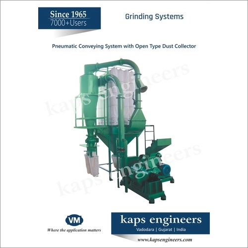Turmeric Grinding System